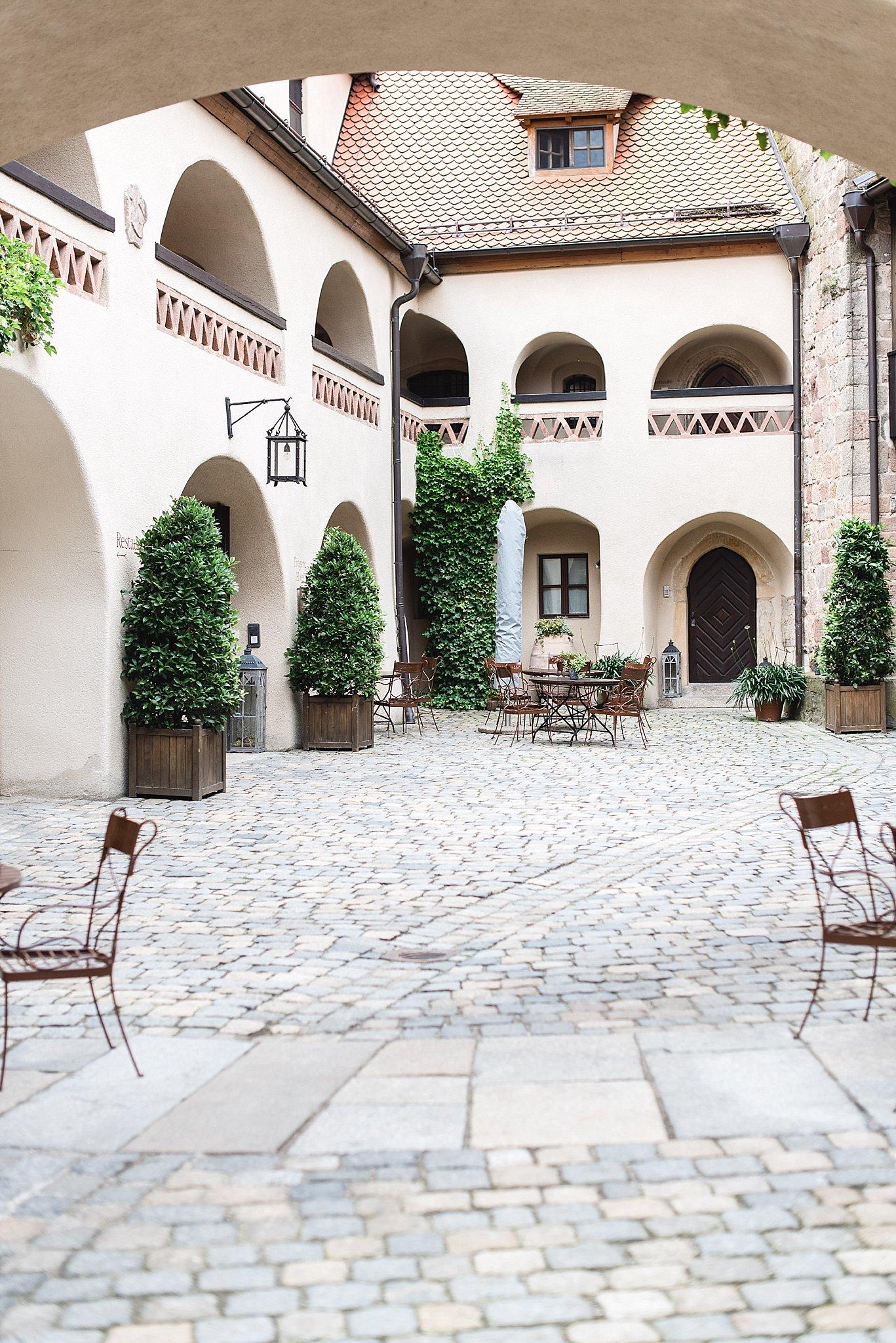 Hochzeit Burg Wernberg