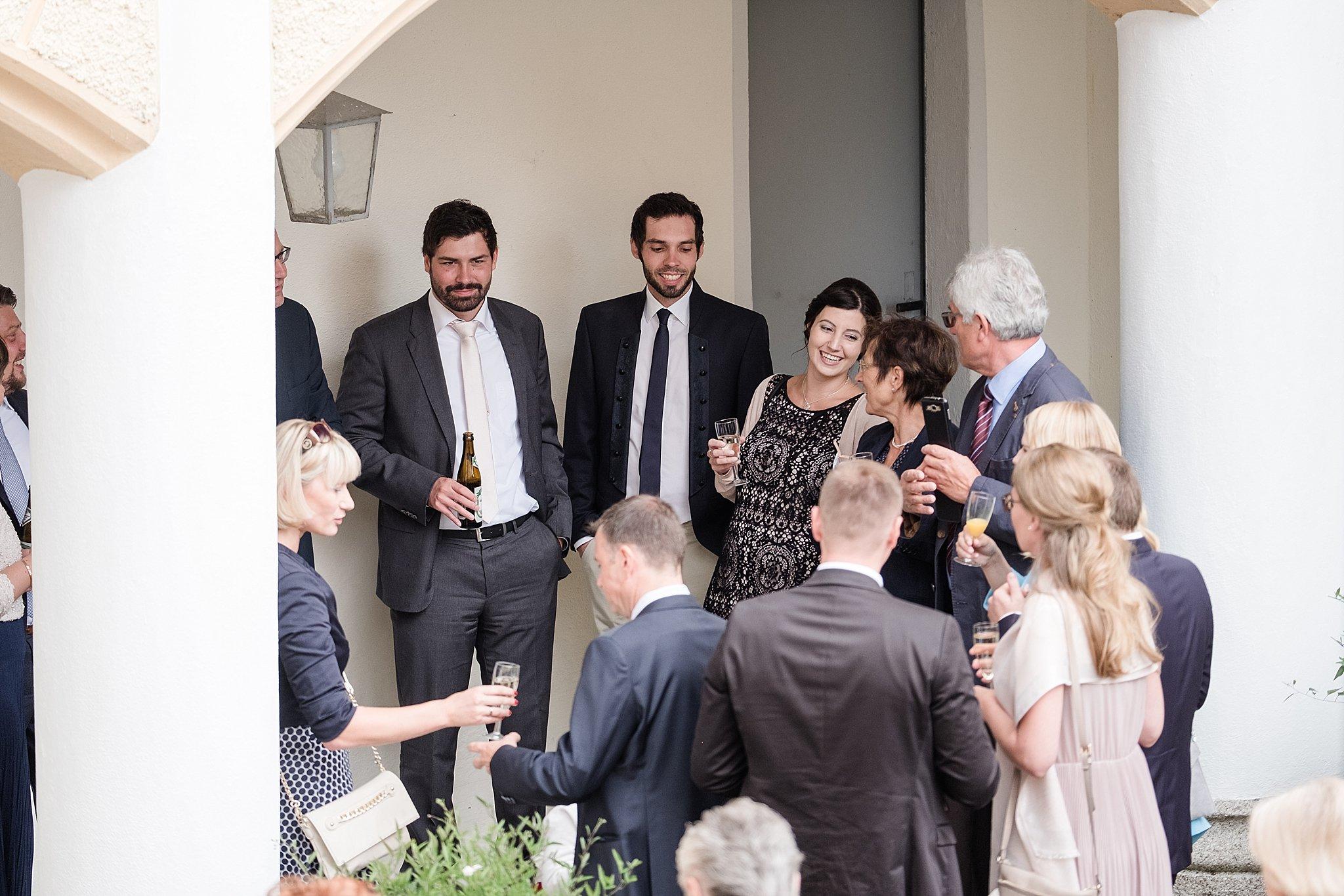 Hochzeit auf Schloss Guteneck