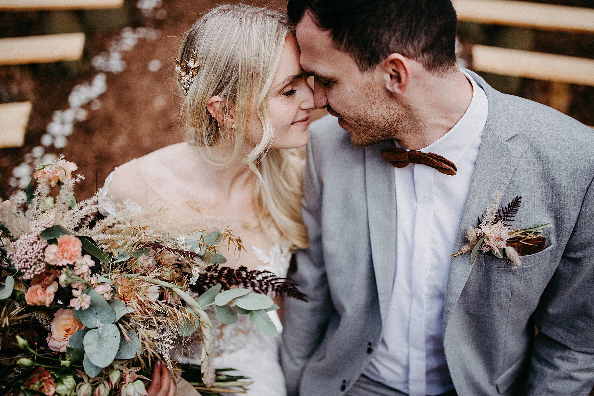 Waldhochzeit, Inspiration Shooting, Hochzeitsfotograf